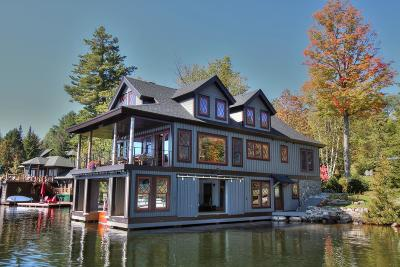 Lake Placid, Saranac Lake, Tupper Lake Single Family Home For Sale: 24/22 Chipmunk Way