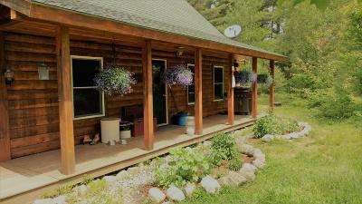 Single Family Home For Sale: 71 Alder Brook Park Road
