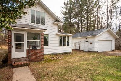 Saranac Lake NY Single Family Home For Sale: $189,000