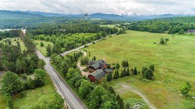 Bloomingdale, Lake Placid, North Elba, Ray Brook, St Armand, Brighton, Franklin, Gabriels, Harrietstown, Lake Clear, Lake Titus, Loon Lake, Onchiota, Paul Smiths, Rainbow Lake, Santa Clara, Saranac Inn, Saranac Lake, Upper Saranac Lake, Vermontville Single Family Home For Sale: 231 John Brown Road