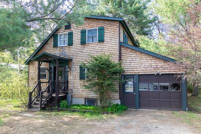 Elizabethtown, Jay, Keene, Keene Valley, Lake Placid, Saranac Lake, Westport, Wilmington, Loon Lake, Rainbow Lake, Tupper Lake Single Family Home For Sale: 36 Cherry Lane