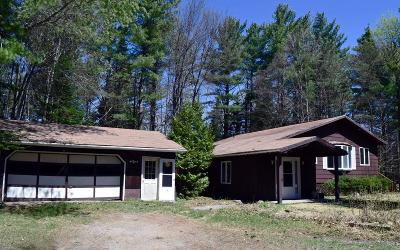 Elizabethtown, Jay, Keene, Keene Valley, Lake Placid, Saranac Lake, Westport, Wilmington, Loon Lake, Rainbow Lake, Tupper Lake Single Family Home For Sale: 16 Sunset Drive