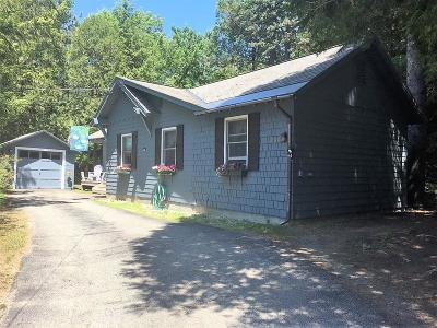 Saranac Lake NY Single Family Home For Sale: $220,000
