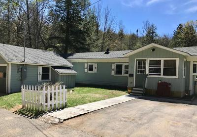 Elizabethtown, Jay, Keene, Keene Valley, Lake Placid, Saranac Lake, Westport, Wilmington, Loon Lake, Rainbow Lake, Tupper Lake Single Family Home For Sale: 64 Jenkins