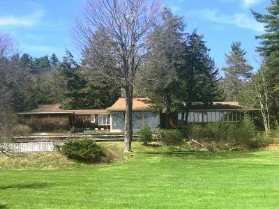 Elizabethtown, Jay, Keene, Keene Valley, Lake Placid, Saranac Lake, Westport, Wilmington, Loon Lake, Rainbow Lake, Tupper Lake Single Family Home For Sale: 239 Lake Shore