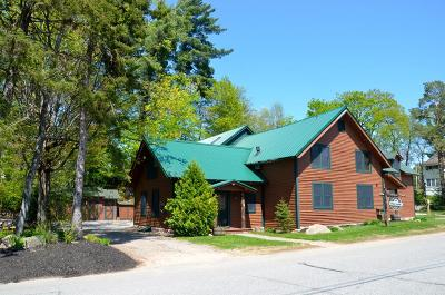 Elizabethtown, Jay, Keene, Keene Valley, Lake Placid, Saranac Lake, Westport, Wilmington, Loon Lake, Rainbow Lake, Tupper Lake Condo/Townhouse For Sale: 125 Greenwood Street, Pine Lodge #7