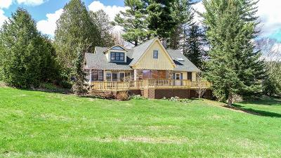 Lake Placid NY Single Family Home For Sale: $1,100,000