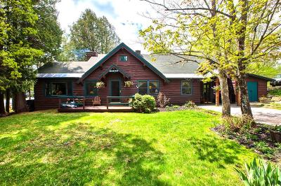 Single Family Home For Sale: 312 Whiteface Inn Lane