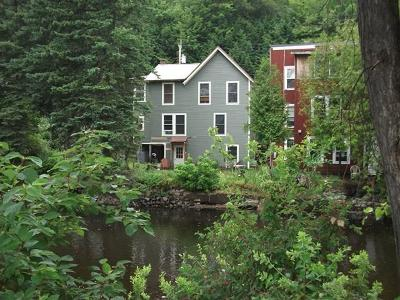 Saranac Lake NY Multi Family Home For Sale: $164,500