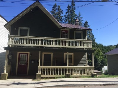 Lake Placid, Saranac Lake, Tupper Lake Single Family Home For Sale: 36 Dorsey