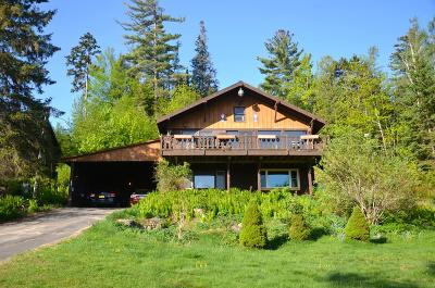 Lake Placid NY Single Family Home For Sale: $297,500