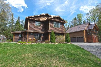 Lake Placid NY Single Family Home For Sale: $625,000