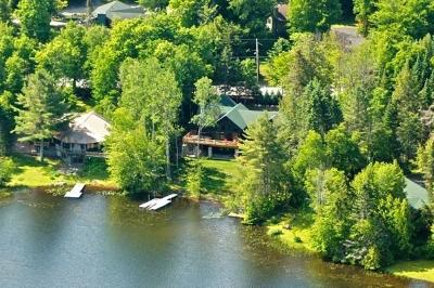 Bloomingdale, Lake Placid, North Elba, Ray Brook, St Armand, Brighton, Franklin, Gabriels, Harrietstown, Lake Clear, Lake Titus, Loon Lake, Onchiota, Paul Smiths, Rainbow Lake, Santa Clara, Saranac Inn, Saranac Lake, Upper Saranac Lake, Vermontville Single Family Home For Sale: 480 Mirror Lake Drive