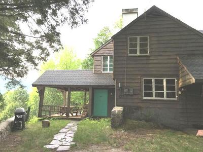 Keene Valley NY Single Family Home For Sale: $349,500