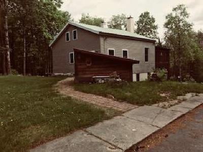 Santa Clara NY Single Family Home For Sale: $92,500