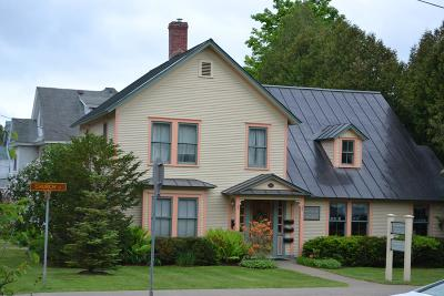 Saranac Lake NY Multi Family Home For Sale: $359,000