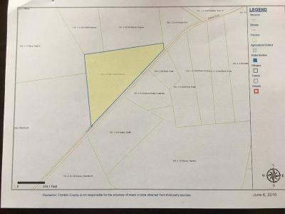 Franklin County Residential Lots & Land For Sale: Deer River Sub Ploof Road