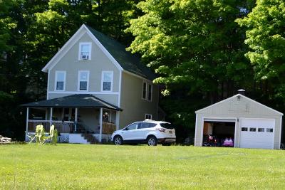 Saranac Lake NY Single Family Home For Sale: $199,000