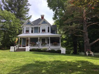 Saranac Lake NY Single Family Home For Sale: $225,000