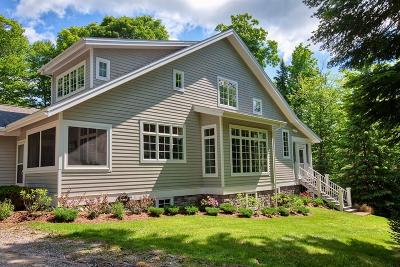 Lake Placid NY Single Family Home For Sale: $895,000