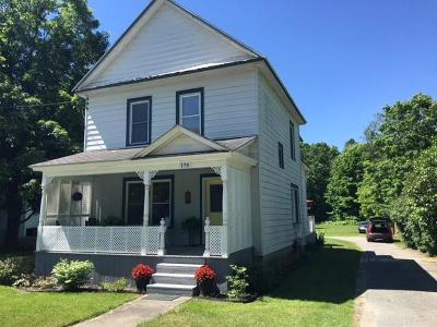Essex County Single Family Home For Sale: 178 Water Street