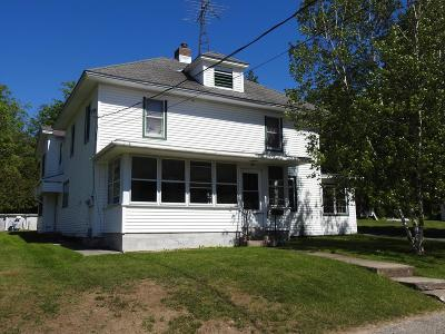 Tupper Lake NY Single Family Home For Sale: $139,900