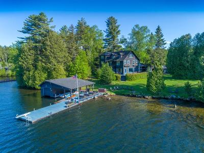 Lake Placid NY Single Family Home For Sale: $3,595,000