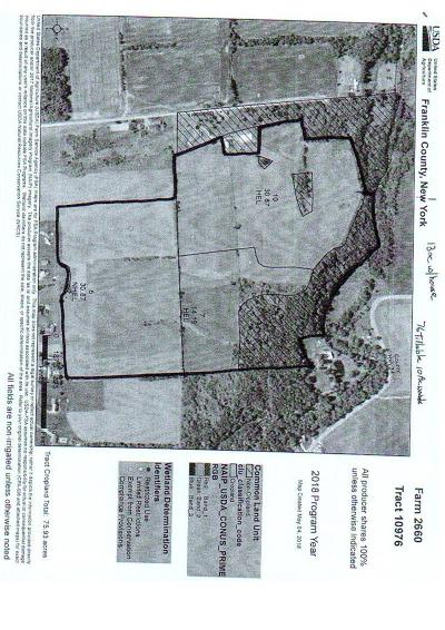 Franklin County Residential Lots & Land For Sale: 62 Chambers Road