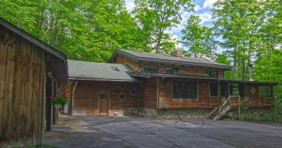 Lake Placid NY Single Family Home For Sale: $749,000