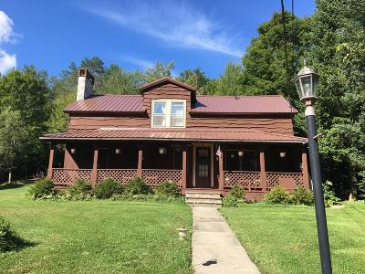 Franklin County Single Family Home For Sale: 1059 County Rt 25