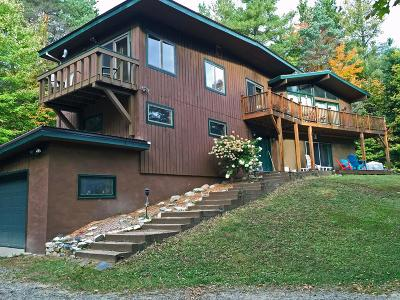 Lake Placid NY Single Family Home For Sale: $339,000
