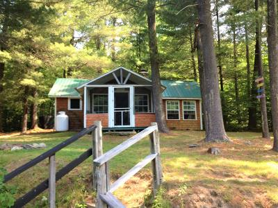 Franklin County Single Family Home For Sale: Best Rd.