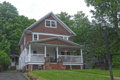 Lake Placid NY Single Family Home For Sale: $379,000