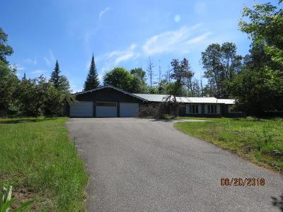 Saranac Lake NY Single Family Home For Sale: $99,900