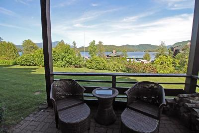 Lake Placid, Saranac Lake, Tupper Lake Condo/Townhouse For Sale: 339 Whiteface Inn Ln-Lakeside #20