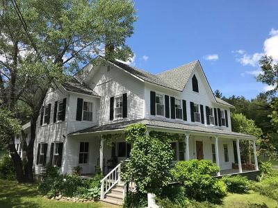 Keene Valley Single Family Home For Sale: 51 Airport Road
