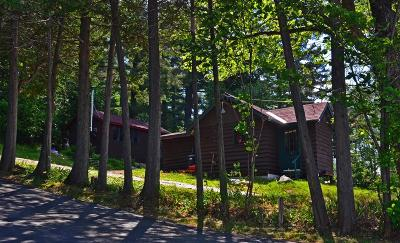 Saranac Lake NY Multi Family Home For Sale: $295,000