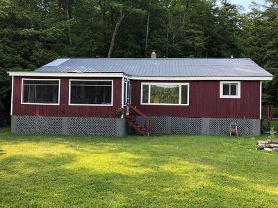Essex County Single Family Home For Sale: 595 Augur Lake Rd