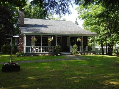 Tupper Lake NY Single Family Home For Sale: $275,000