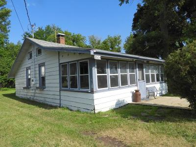 Single Family Home For Sale: 864 Route 9 B