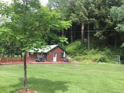 Elizabethtown, Jay, Keene, Keene Valley, Lake Placid, Saranac Lake, Westport, Wilmington, Loon Lake, Rainbow Lake, Tupper Lake Single Family Home For Sale: 10986b Route 9n