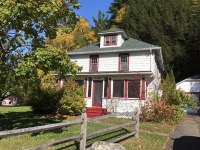 Keene Single Family Home For Sale: 10986a Nys Route 9n