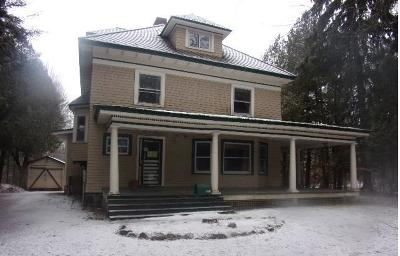 Saranac Lake NY Single Family Home For Sale: $179,900
