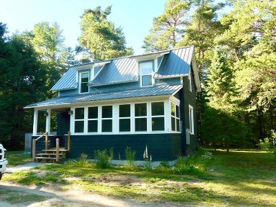 Onchiota NY Single Family Home For Sale: $129,999