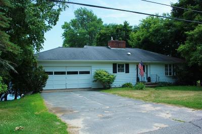 Single Family Home For Sale: 1692 Lake Shore Road