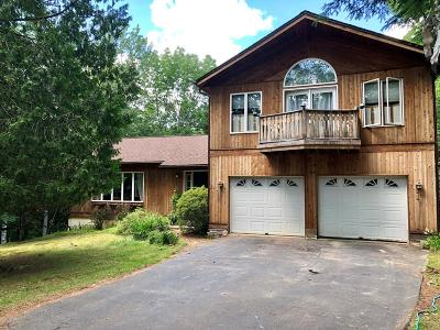 Saranac Lake NY Single Family Home For Sale: $335,000
