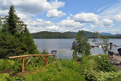 Lake Placid NY Single Family Home For Sale: $424,900