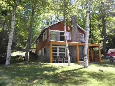 Essex County Single Family Home For Sale: 4240 Lincoln Pond Road