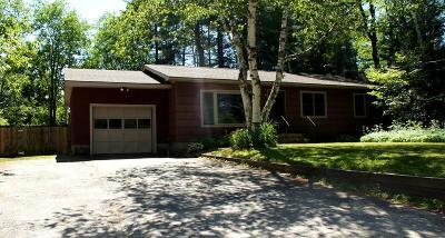 Lake Placid NY Single Family Home For Sale: $245,000