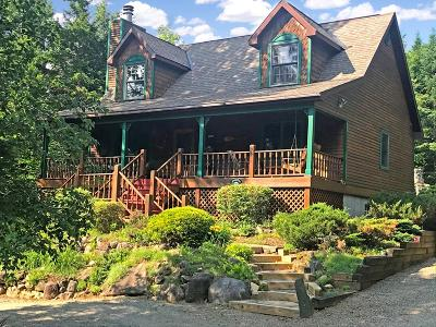 Saranac Lake NY Single Family Home For Sale: $265,000